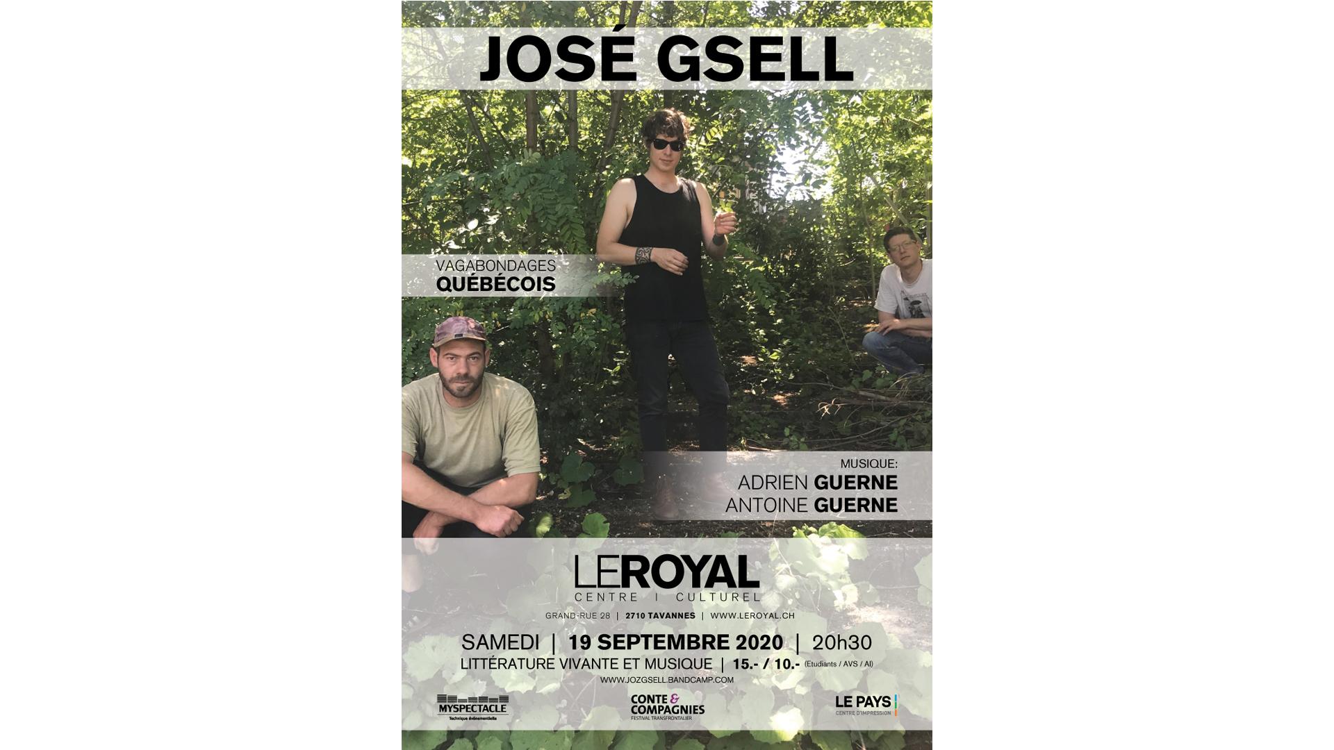 200919---JOSÉ-GSELL---Affiche-WEB