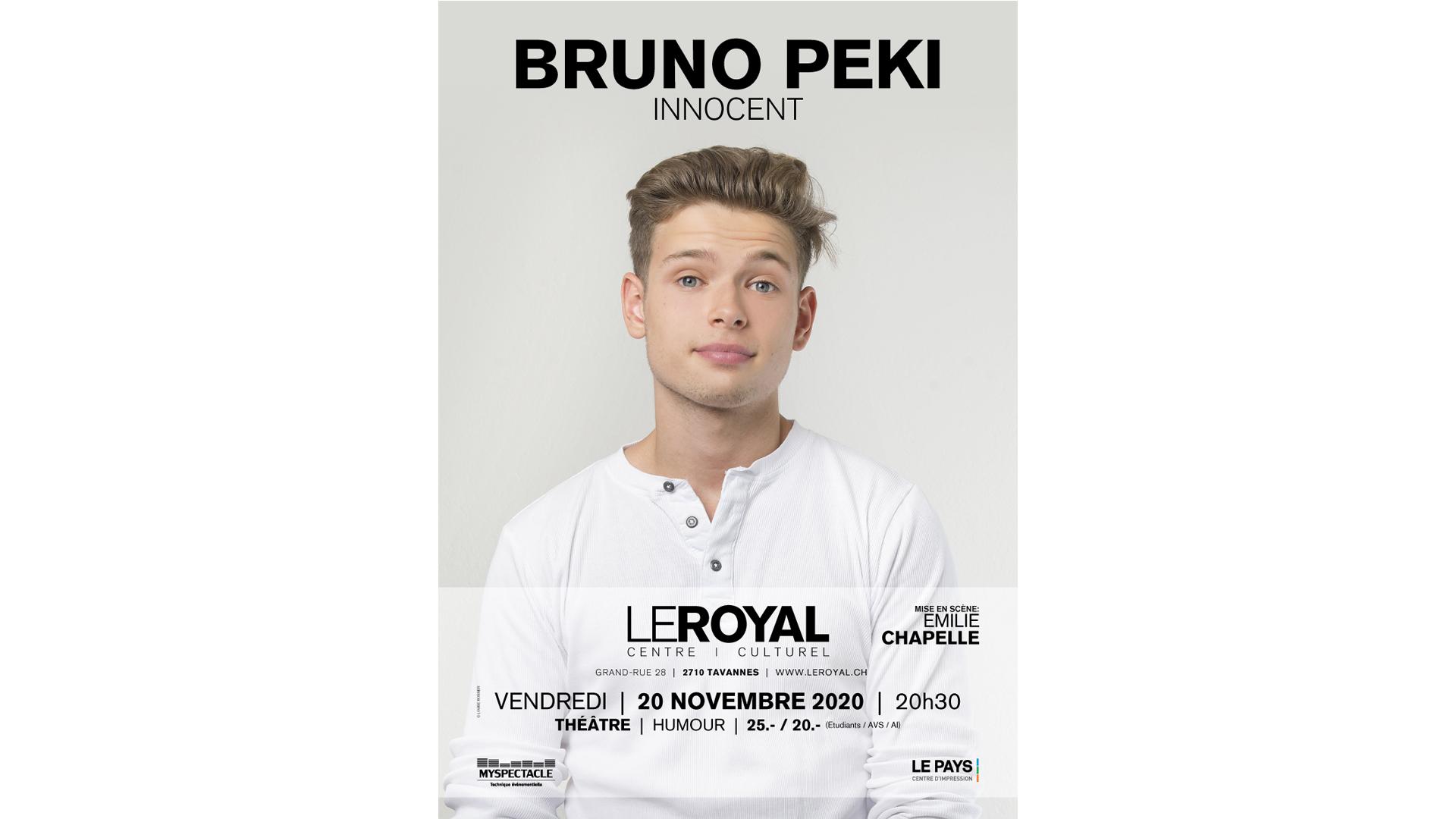 201120---BRUNO-PEKI---Affiche-web